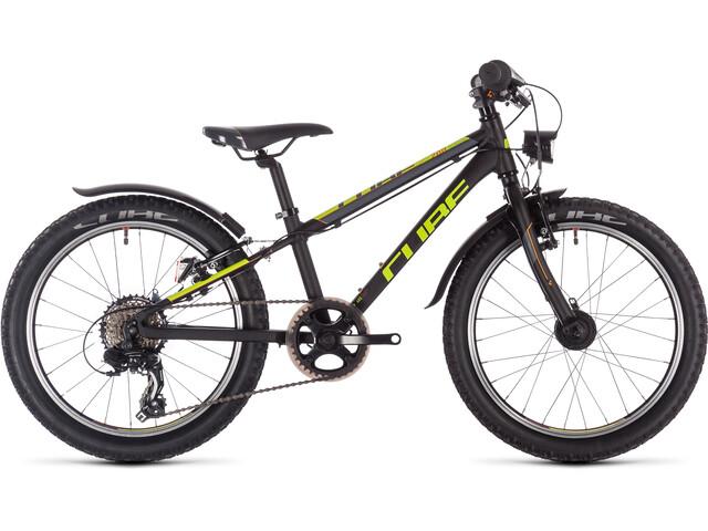 Cube Acid 200 Allroad - Vélo enfant - noir